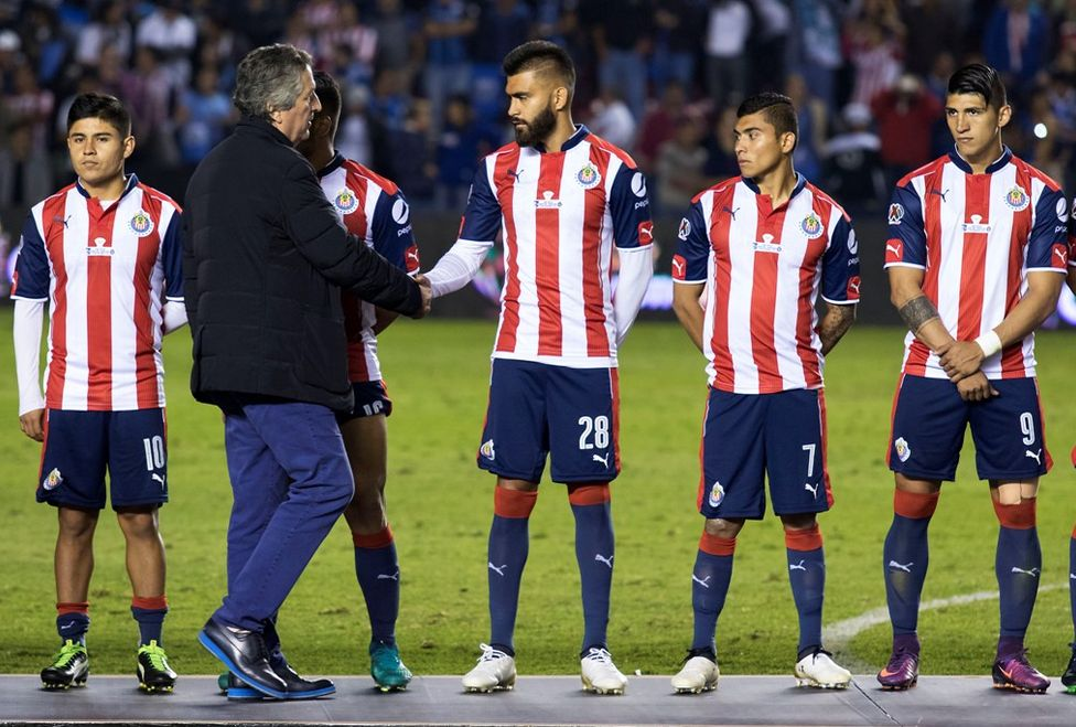 Jorge Vergara se la jugará el próximo torneo con los jugadores que queden en el plantel.