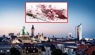 Убийства с использованием ножей в Лейпциге
