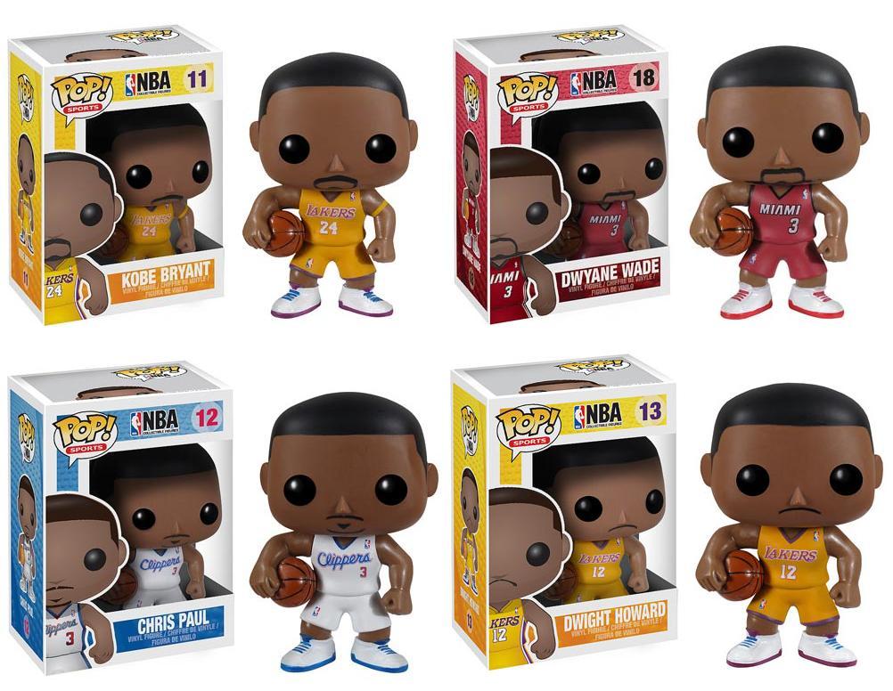 Funko POP NBA Series 2 Amare Stoudemire Vinyl Figure
