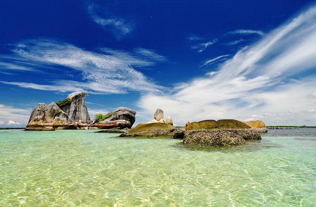 Pulau%2BBelitung Inilah 10 Pantai Paling Indah Di Indonesia Yang Wajib Kamu Kunjungi