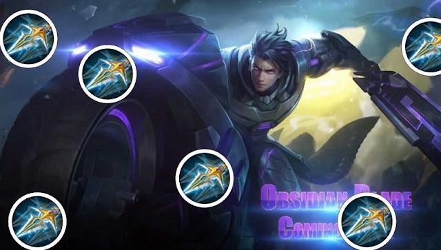 Tutorial Item Deadly Blade Mobile Legends