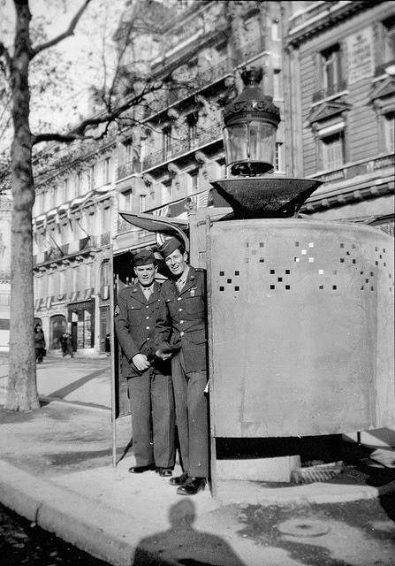 Vintage Photos of Paris, France during World War II ...