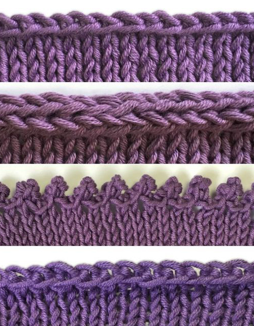 Why You Should Make This Bind Off Your New BFF