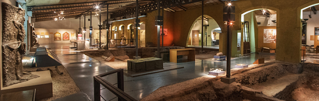 Museu da Área Fundacional em Mendoza