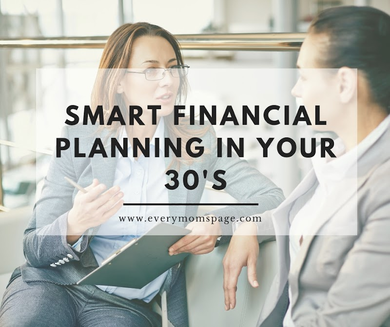 Smart Financial Planning in Your 30's