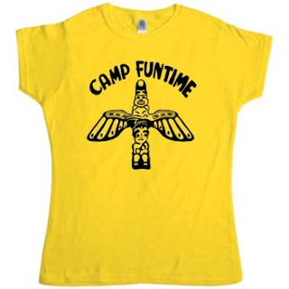 Camp Funtime Debbie Harry T-shirt