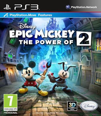 پلهی سیتهیشن Epic Mickey 2 the power of two