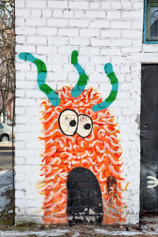street art in mogilev