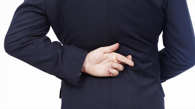 El arte de delatar; nuevos consejos para pillar a un mentiroso