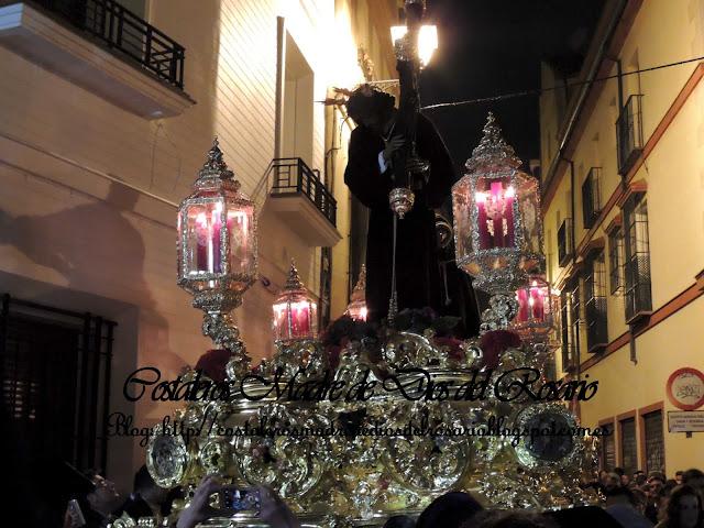 Imágenes Domingo de Ramos por Sevilla