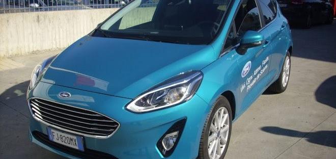 Nuova Ford Fiesta: test drive