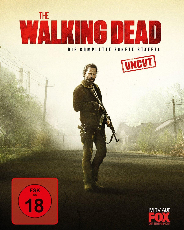 Walking Dead Staffel 5 Dvd Start