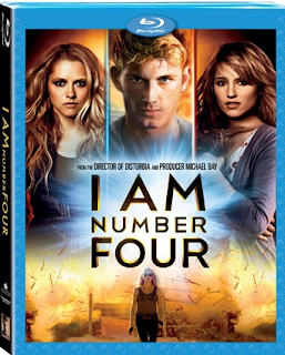 I Am Number Four 2011 Hindi Dubbed