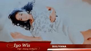 Lirik Lagu Iyo Wes - Suliyana