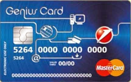 Carta prepagata UniCredit Genius Card con IBAN