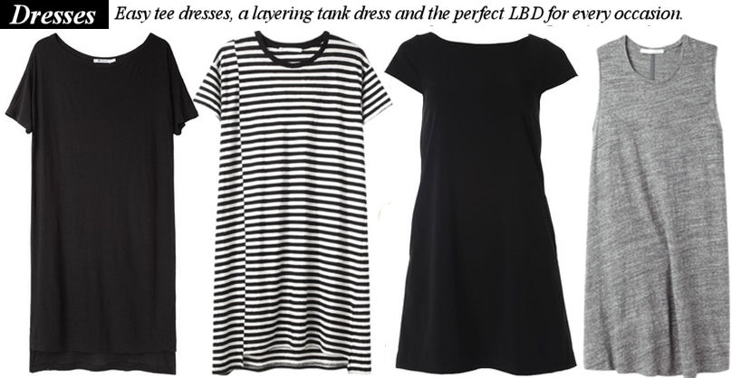 essential dresses