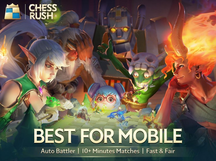 [FREE] Download Chess Rush for Android