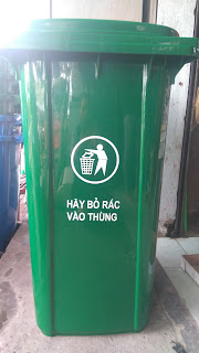 Tim dai li phan phoi thung rac nhua HDPE so luong lon tai Can Tho