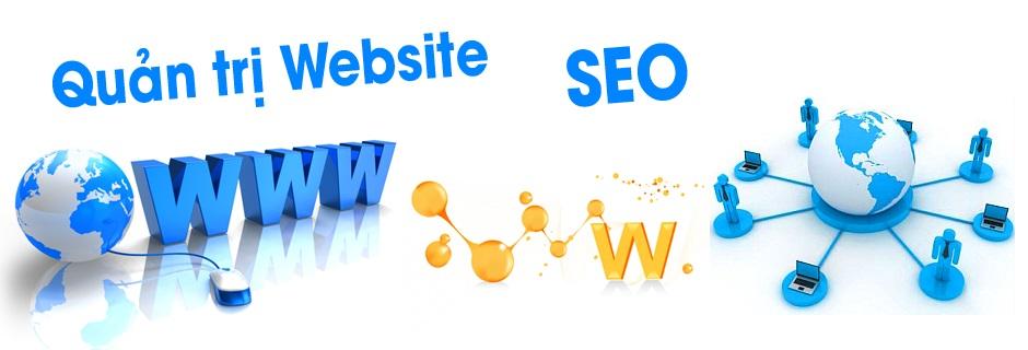Quản trị website giá rẻ tại Thủ Dầu Một