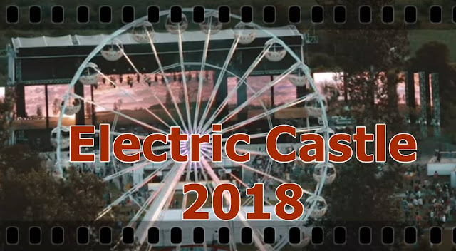 Electric Castle 2018 lineup program artisti