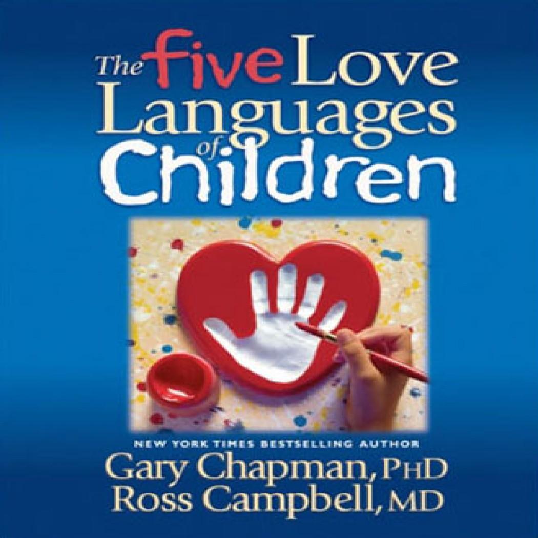 Five Love Languages Gary Chapman