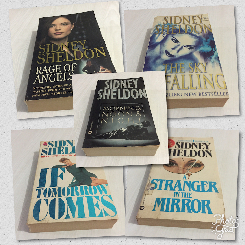 Novel sidney sheldon