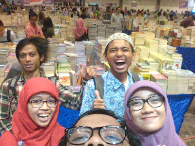 Baca Ini Sebelum ke Big Bad Wolf Books Surabaya