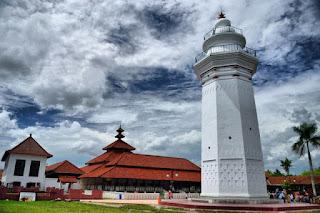 masjid agung banten lama