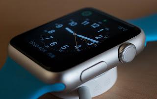 fitur pada smartwatch
