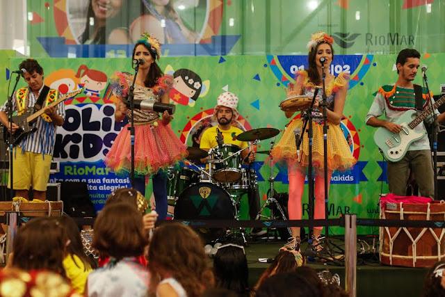 Fadas Magrinhas Folia Kids RioMa