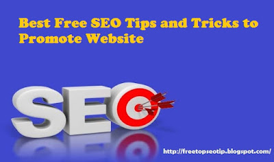 Best Free SEO Tips and Tricks to Promote Website