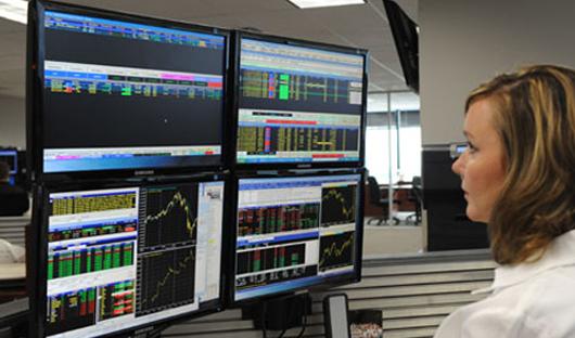 Forex itu trader vs trader