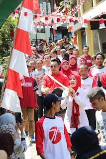 Ridwan Kamil meriahkan lomba Agustusan 2016