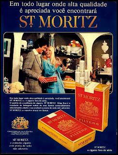 propaganda cigarros Sr. Moritz - 1974, reclame 1974; propaganda anos 70; história decada de 70; reclame anos 70; propaganda cigarros anos 70; Brazil in the 70s; Oswaldo Hernandez;
