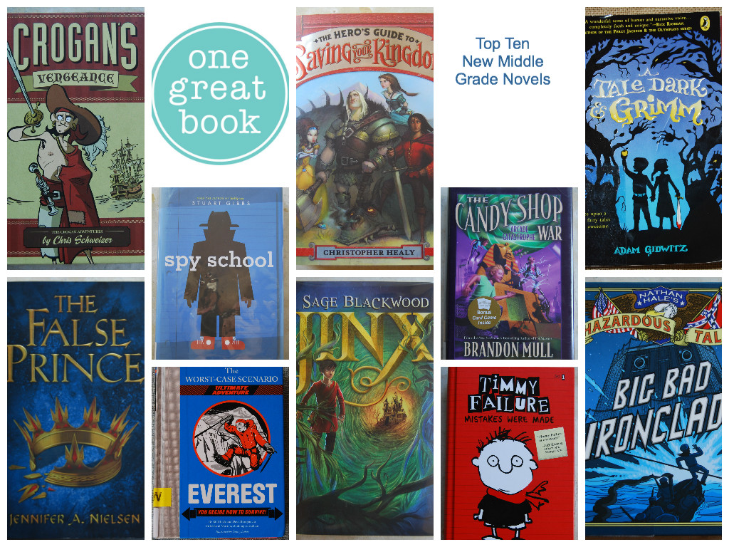 One Great Book Top Ten New Series For Kids-1229