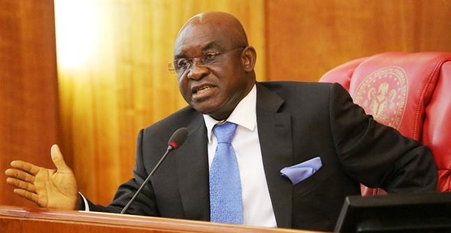 """The Unity of Nigeria is not negotiable"" – David Mark"