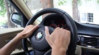 Sai lầm khi đánh lái ô tô