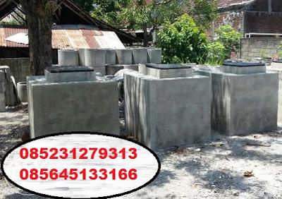 Tandon air cor beton surabaya