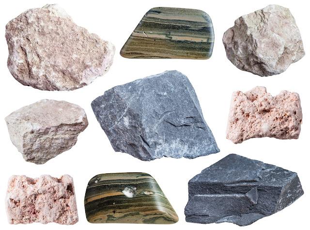 Types of Mudrock