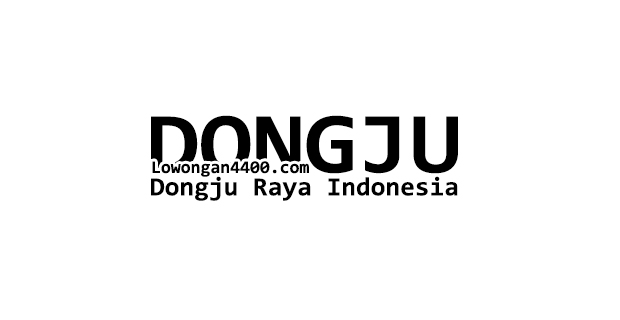 Lowongan Kerja PT Dongju Raya Indonesia MM2100 Cibitung