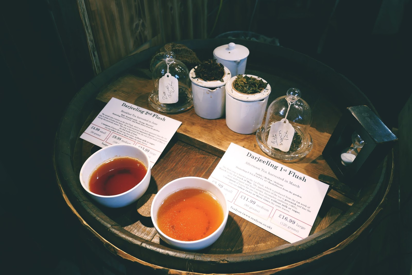 Tea2You, Borough Market
