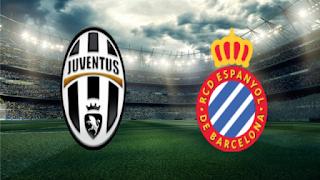Juventus vs Espanyol