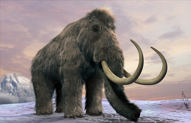 Prehistoric megafauna were more susceptible to environmental pressures than smaller species