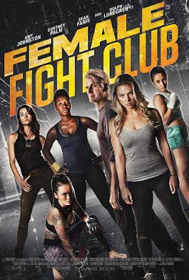 Female Fight Squad 2016 Eng 720p WEB-DL 700Mb