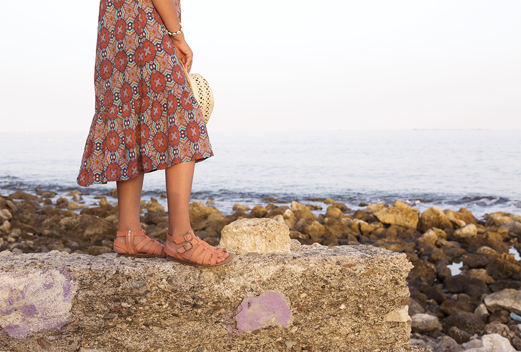 Fotografía infantil Málaga centro