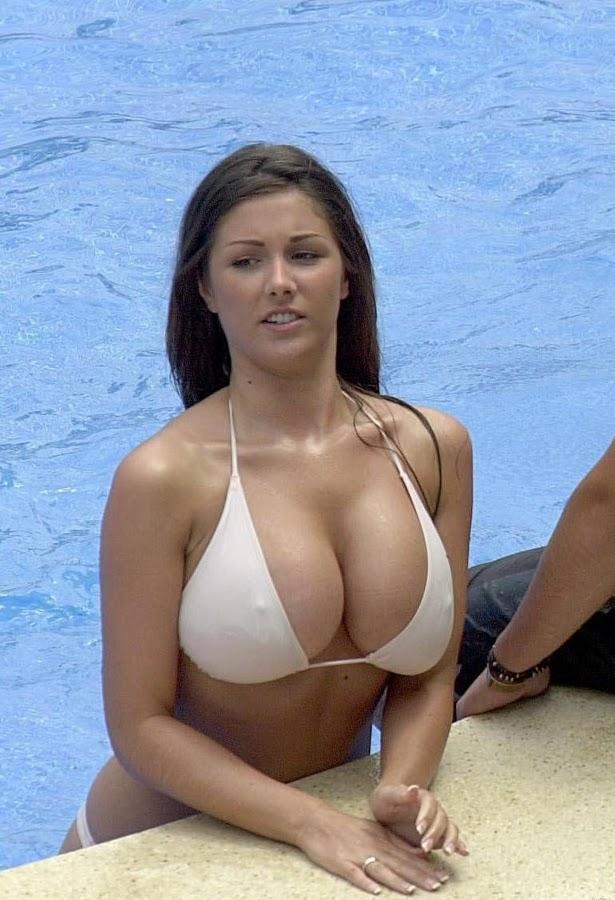 Images lucy pinder bikini