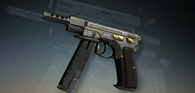CS GO Adds Automatic Pistol