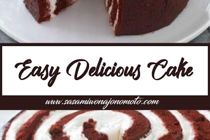 Easy Delicious Cake
