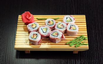Wallpaper: Sushi