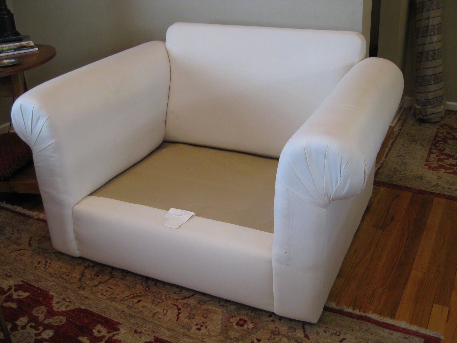 Custom Slipcovers By Shelley Chair And A Half Window